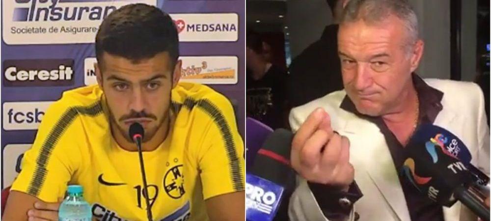Ce se intampla cu fotbalistul disparut dupa un singur meci! Becali a anuntat viitorul portughezului Artur Jorge