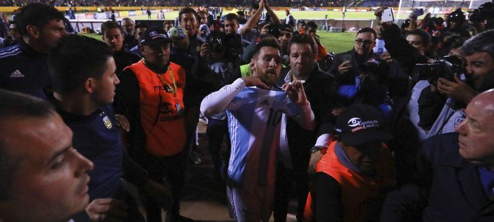 """Ziua in care Messi s-a apropiat de Maradona pentru argentinieni! Sampaoli: """"Fotbalul ii datoreaza o Cupa Mondiala lui Messi! Este cel mai bun din istorie!"""""""