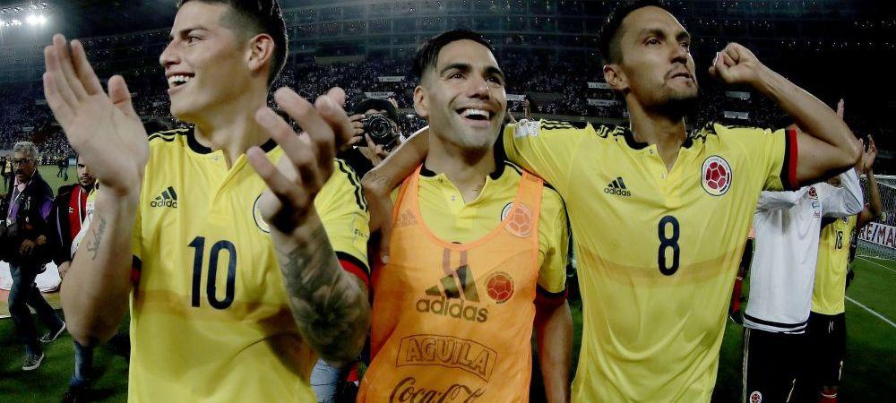Falcao, acuzat de BLAT in meciul care a eliminat Chile de la Mondial! Cum a putut sa primeasca gol Columbia din lovitura libera indirecta! VIDEO