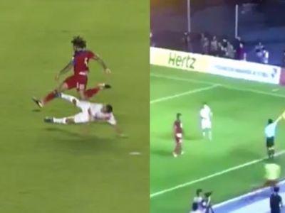Asa ceva nu s-a mai vazut in fotbal :)) Ce a putut sa faca un copil de mingi in momentul in care Panama era la cateva secunde de Campionatul Mondial! VIDEO