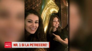 Stelea, invitat de marca la petrecerea lui Halep! Cum a aparut Simona la party-ul dat dupa ce a devenit numarul 1