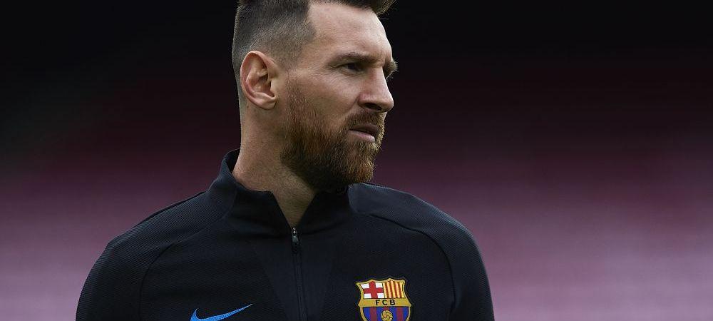 FABULOS! Barcelona schimba numele stadionului ca sa nu-l piarda! Cum poate castiga Messi 90 de milioane de euro intr-o clipa