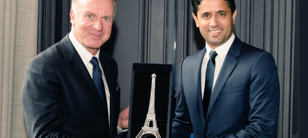 Breaking news: ANUNT BOMBA la PSG! Seicul clubului, anchetat pentru DARE DE MITA intr-o afacere GIGANT la FIFA