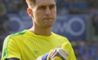 FABULOS! Tatarusanu e cel mai bun portar din EUROPA in acest sezon! A ajuns peste De Gea! Performanta senzationala a romanului