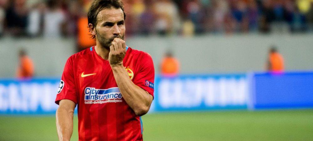 """Steaua poate sa ramana la 6 puncte de CFR: """"Daca mai jucam 30 de minute, tot nu marcam!"""""""