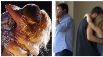 S-au despartit? NICI VORBA! Sarutul INCENDIAR cu care Pique si Shakira au pus capat zvonurilor. VIDEO