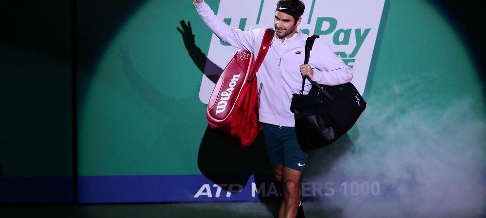 LEGENDA continua! Federer l-a invins pe Nadal in finala de la Shanghai! La cat a ajuns scorul dintre cei doi
