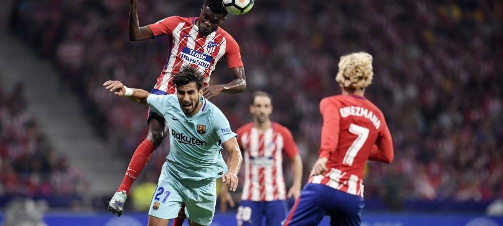 Barca si Liverpool se lupta din nou, dar nu pentru Coutinho! Jucatorul dorit cu insistenta de catalani