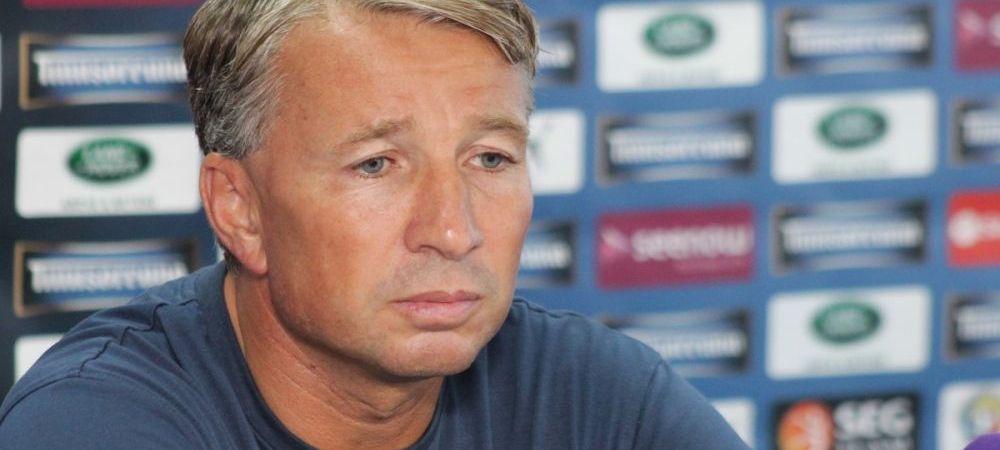 "RUPTURA?! Dan Petrescu si-a iesit din minti dupa meciul cu Botosani: ""Imi pare rau ca am ramas AICI"""