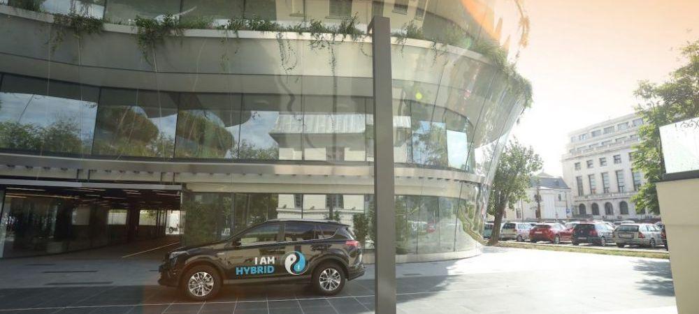 (P) Sistemul Hybrid Synergy Drive se gaseste si sub capota Toyotei RAV4