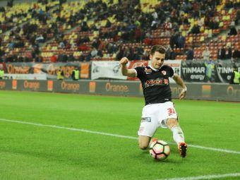 Mesajul lui Bumba pentru dinamovisti, dupa ce a reusit 4 goluri in 4 meciuri la Chiajna