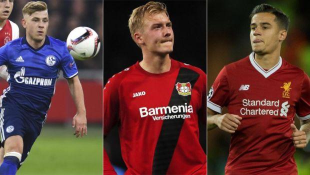 Barcelona a demarat planul de rezerva! Doi internationali germani de 40 milioane fiecare, pe lista de transferuri de iarna