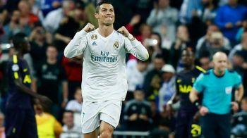 MAGIA CHAMPIONS LEAGUE: Real Madrid 1-1 Tottenham! Autogol Varane si gol Ronaldo din penalty! Vezi REZUMAT