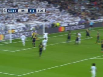 ASTA e parada anului in Champions League! Lloris, MAGISTRAL in fata lui Benzema. VIDEO