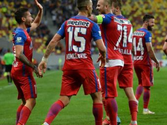 Afacere de 500.000 euro cu un fotbalist ARUNCAT in vara. Steaua mai vinde un jucator, dupa ce acesta a impresionat la echipa care l-a imprumutat