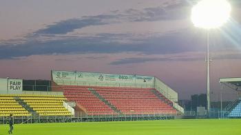Situatie incredibila: la un an de la modernizarea arenei, Voluntariul isi mai face un stadion! Localitatea va avea stadioanele Anghel Iordanescu si Mircea Lucescu