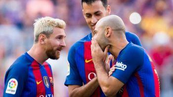 Barca a gasit inlocuitor pentru Mascherano! LUPTA la baioneta cu Chelsea pentru un transfer urias