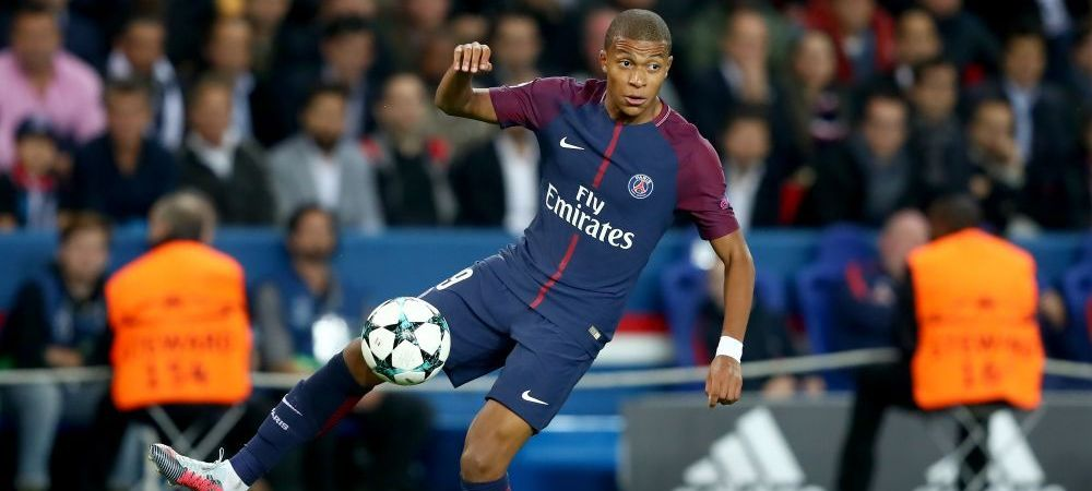Stanciu si Chipciu, martori la un MOMENT ISTORIC! Absolut incredibil ce a reusit Mbappe in meciul cu Anderlecht