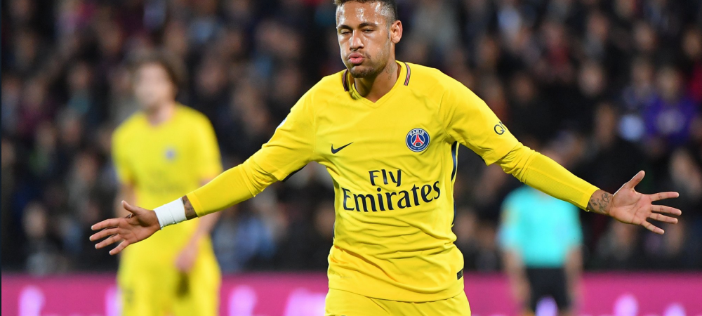 GENIAL! Neymar a facut GAURA in ZID si a dat gol pentru PSG! VIDEO