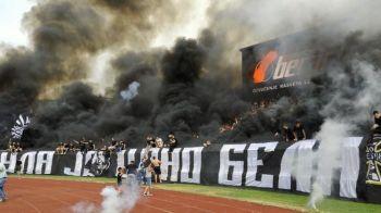 La fotbal, ca la razboi! Partizan merge in Albania pentru o intalnire istorica: oficialii din Belgrad au cerut propriilor fani sa nu-si cumpere bilete