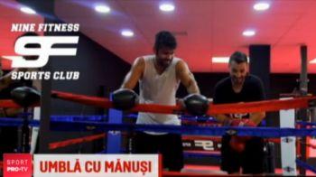 """Pana sa joace pentru Atletico, Diego Costa s-a apucat de box! Va fi """"fluierat"""" tot din 3 in 3 minute :)"""