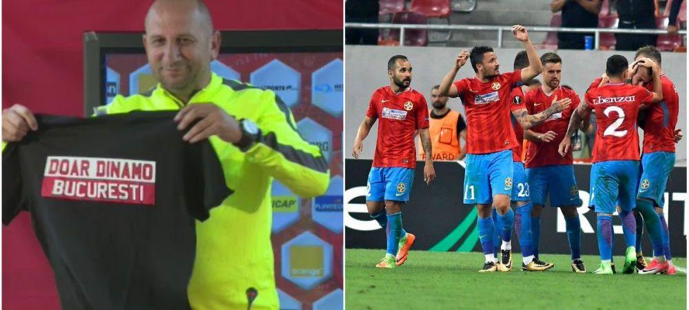 """Miriuta: """"M-a sunat Budescu! Eu nu l-am antrenat niciodata, dar e un baiat remarcabil"""". Antrenorul lui Dinamo propune un schimb cu Nemec :)"""