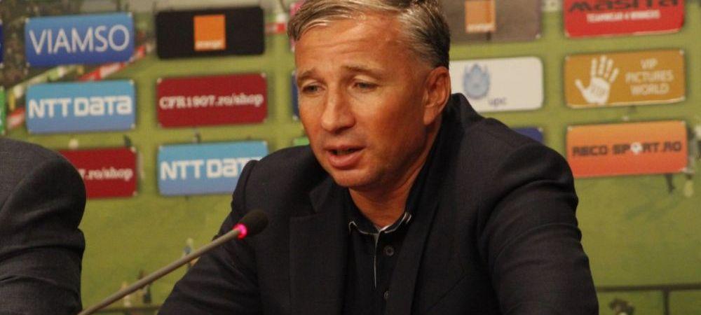 """Petrescu intoarce si celalalt obraz la ironiile stelistilor. Raspunsul dat de antrenorul CFR-ului la """"arogantele"""" lui Mihai Stoica"""