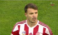 Liga 1 ofera momente UNICE! El este singurul jucator de la Sepsi care a cantat imnul Romaniei