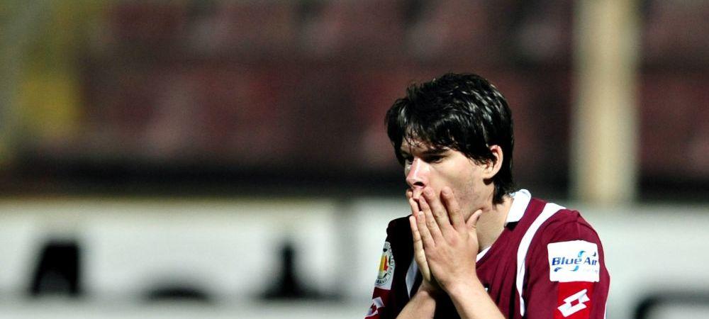 """Veste URIASA pentru toti rapidistii! Sapunaru si-a anuntat revenirea in Giulesti: """"Sa mai pot sa joc, nu ma duc sa ma injure suporterii!"""""""