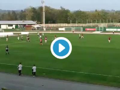 VIDEO Gol dupa o cursa de 70 de metri! Un ROMAN a marcat golul saptamanii in campionatul Primavera din Italia