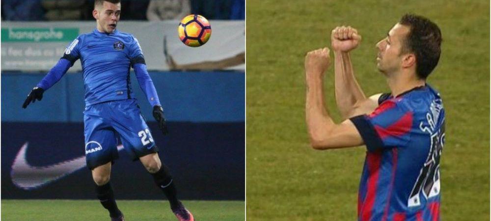 """""""E senzational copilul asta! E super jucator"""". Sanmartean si-a desemnat """"urmasul"""" in Liga I in pustiul pe care Becali vrea sa-l ia de la Hagi"""