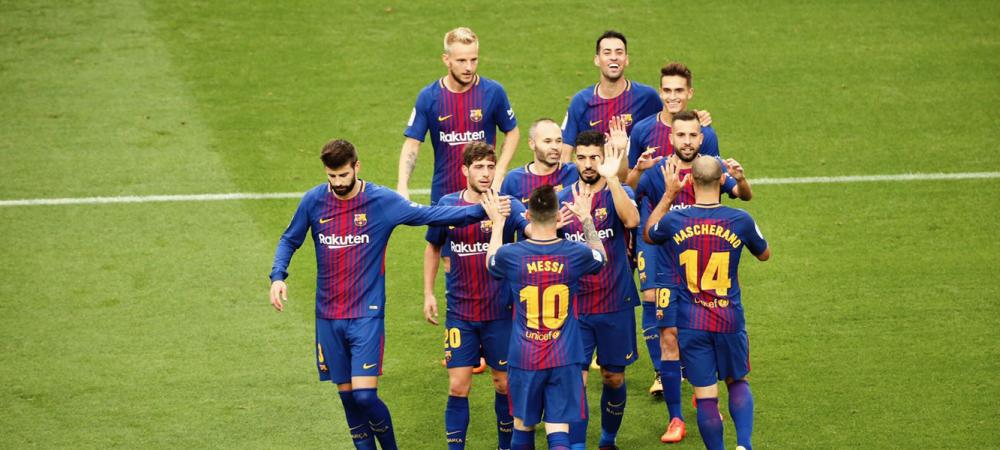 Se face transferul de 200 de milioane la care Barcelona viseaza din vara! Super jucatorul care vine pe Camp Nou din iarna