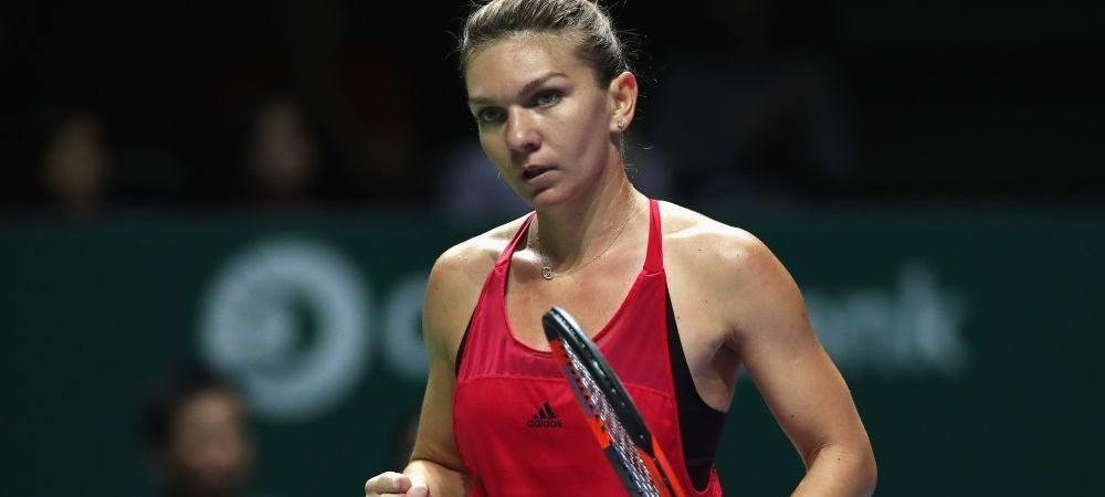 Halep - Wozniacki la Singapore   Venus a invins-o pe Ostapenko in decisiv! Pliskova a 'demolat-o' pe Muguruza in 2 seturi