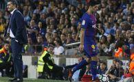 Primele probleme la Barcelona: Valverde si-a pus doi jucatori in cap, iar Messi nu e fericit! Jucatorii nemultumiti