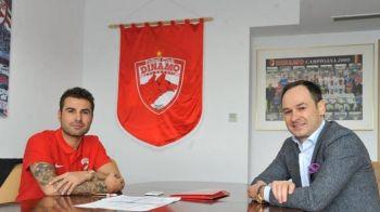 Dinamo transfera la OFICIALA! Un conducator din Liga 1, dorit in locul lui Mutu: primele discutii vor avea loc in aceasta seara
