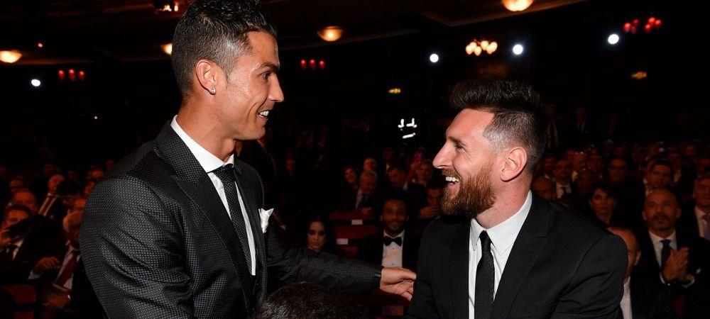 Pana unde merge rivalitatea dintre ei! Cu cine au votat Messi si Ronaldo la premiile FIFA