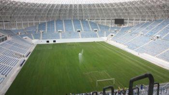 ANALIZA / Stadionul din Craiova ar putea prezenta vicii de constructie si un termen realist pentru inaugurarea sa este primavara anului 2018