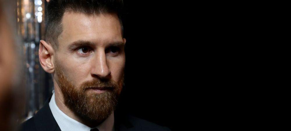 """""""Ei sunt cei 5 vinovati!"""" Pe cine da vina Messi dupa ce a pierdut trofeul FIFA The Best in fata lui Cristiano Ronaldo"""
