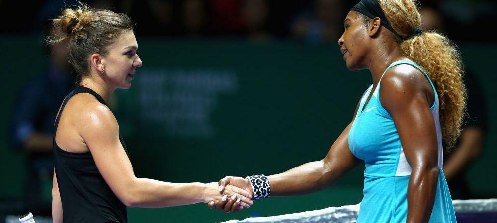 """Simona Halep vs. Serena Williams! Duelul pe care il asteapta toata lumea: """"Asta vreau sa vad!"""""""