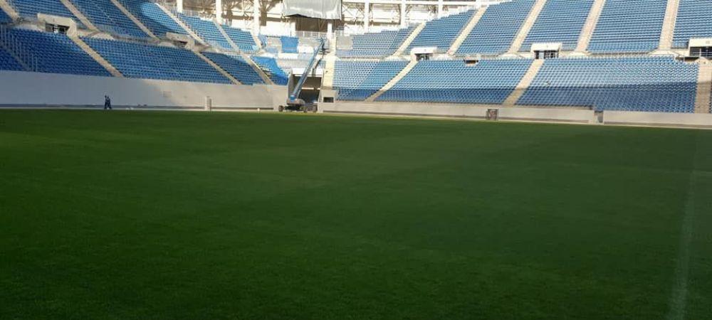 Unde se joaca derby-ul CSU Craiova - Steaua? Anuntul facut in aceasta seara despre inaugurarea noului stadion