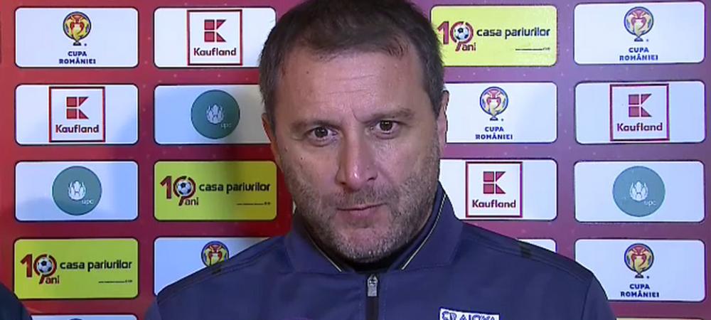 """""""Sper sa jucam cu Steaua la Craiova, sa jucam acasa!"""" Ce a spus Mangia dupa calificarea in optimile Cupei"""