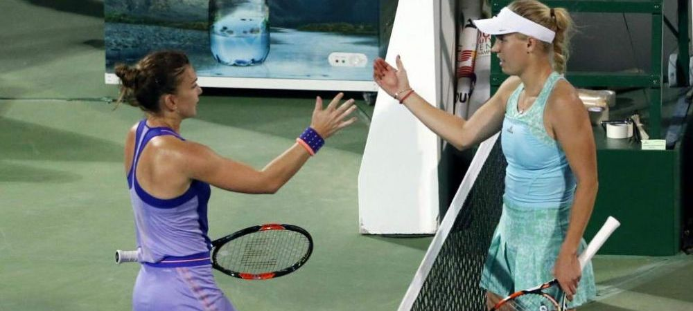 """""""E a doua oara"""" Simona Halep, scoasa din minti de arbitraj! Ce s-a intamplat in primul set, pierdut 0-6"""