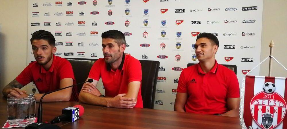 """OFICIAL! Sepsi a anuntat ca Valentin Suciu nu mai este antrenorul echipei: """"Ii multumim pentru cei 4 ani"""""""