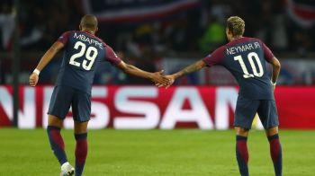 PSG incearca un nou transfer uluitor dupa Neymar si Mbappe! Mutarea care poate porni un nou razboi in fotbal