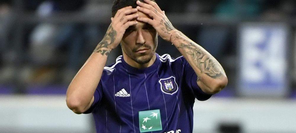 Titular dupa o luna, Stanciu a DEZAMAGIT la Anderlecht! Mesajul DUR al antrenorului, dupa anuntul unui transfer
