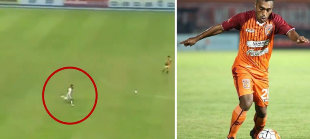 FABULOS! Jucatorul mai RAPID decat Bolt pe terenul de fotbal! Gol dupa o cursa fenomenala! VIDEO