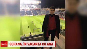 VIDEO: Ana si Sorana, in vacanta la Chicago! Au mers sa il vada pe Schweinsteiger la noua sa echipa