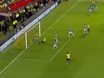 """""""Mana lui Dumnezeu!"""" Portarul lui Gremio, PARADA ANULUI in Copa Libertadores! VIDEO"""