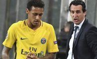 """""""RUPTURA TOTALA intre Neymar si Emery!"""" Vestiarul lui PSG sta sa explodeze! De ce s-a enervat brazilianul"""