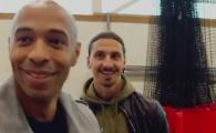 """""""Poza ta de ce nu este aici?"""" O noua replica MEMORABILA din partea lui Ibrahimovic! Henry a ras cu lacrimi!"""